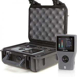 detector de gps cam-105w con maleta